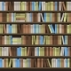 Library Book Shelf Seamless Background - GraphicRiver Item for Sale