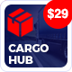 Cargo HUB - Transport WordPress Theme for Transportation, Logistics and Shipping Companies