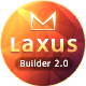 Laxus - Responsive Email + MailBuild Online - ThemeForest Item for Sale