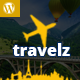 Travelz - Travel WordPress Theme for Tour Agency - ThemeForest Item for Sale