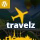 Travelz - Travel WordPress Theme for Tour Agency