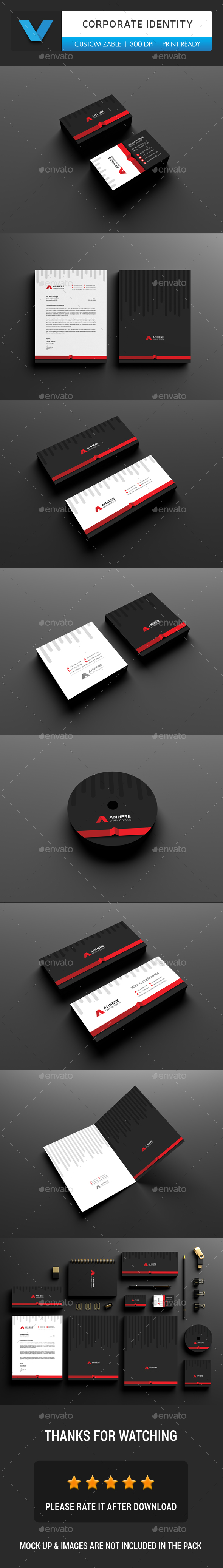 GraphicRiver Corporate Identity 20687131