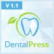 DentalPress - Ultimate Medical Dentist Theme