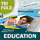 Education Trifold Brochure 10
