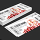 Carnival Ticket - GraphicRiver Item for Sale
