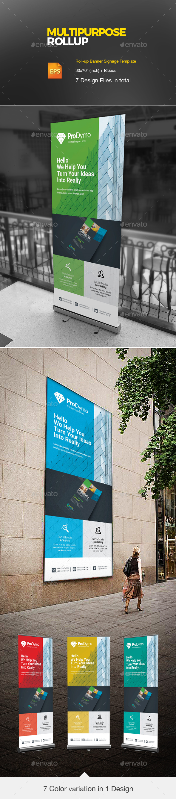 GraphicRiver Roll Up 20687631