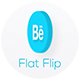 Flat Flip Logo Reveal - VideoHive Item for Sale