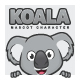 Koala Mascot Character - GraphicRiver Item for Sale