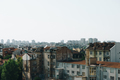 Panoramic view of Sofia city, Bulgaria