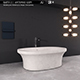 Bath 2 Antonio Lupi - 3DOcean Item for Sale