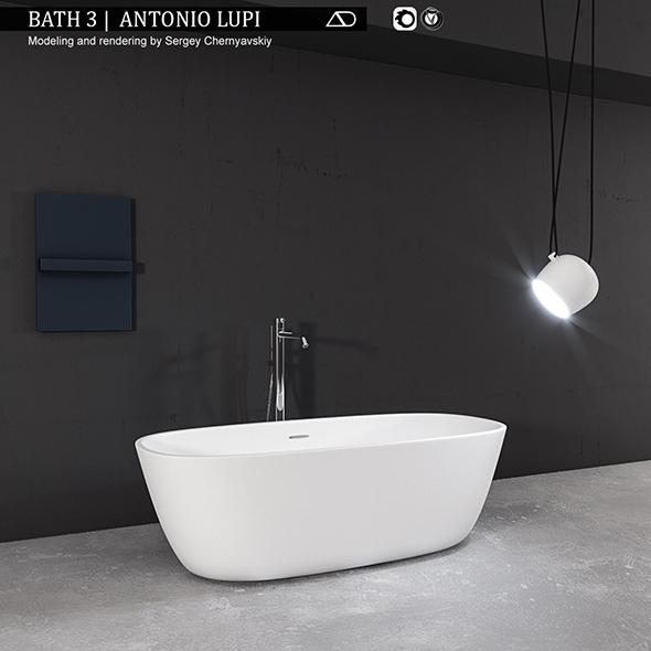 3DOcean Bath 3 Antonio Lupi 20688163