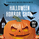 Halloween Pumpkin Poster Template - GraphicRiver Item for Sale