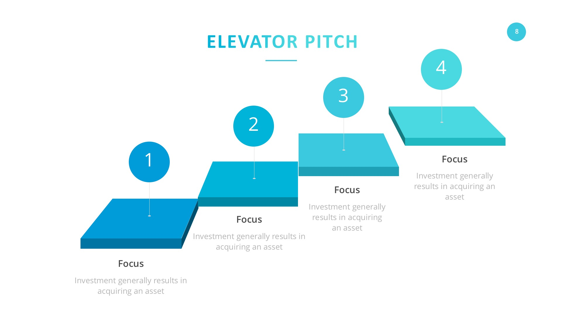 Pitch Template | Startup Company Pitch Deck Google Slides Template By Slidefusion