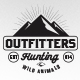 10 Hunting Logo and Badges - GraphicRiver Item for Sale