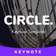 Circle Multipurpose Keynote Template - GraphicRiver Item for Sale