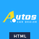 Autos - Automotive & Car Dealer HTML Template
