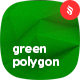 Green Polygon Backgrounds - GraphicRiver Item for Sale