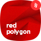 Red Polygon Backgrounds