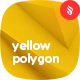 10 Different Yellow Polygon Backgrounds - GraphicRiver Item for Sale