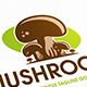 Wild Mushroom Logo Template - GraphicRiver Item for Sale