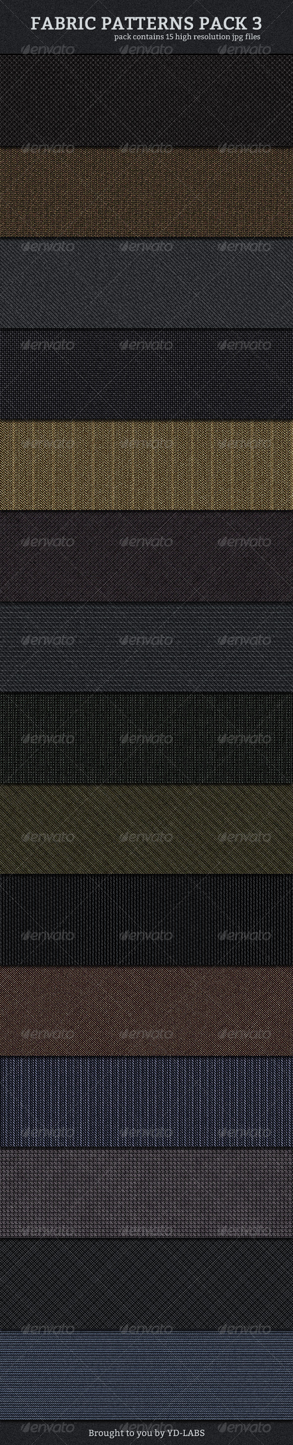 Fabric Pack 3 - Fabric Textures