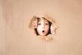 Portrait of surprised child - PhotoDune Item for Sale