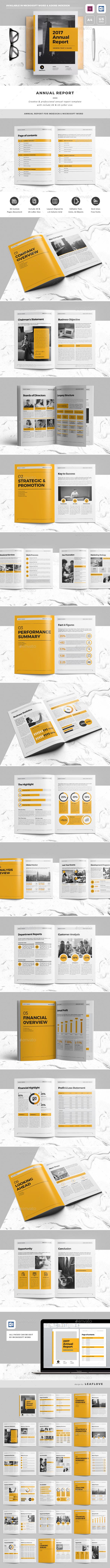 GraphicRiver Annual Report 20689392