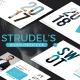 Strudel's  Keynote Template