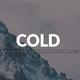 Cold Google Slide Template