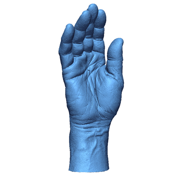Man hand - 3DOcean Item for Sale