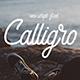 Monoline Script - Calligro