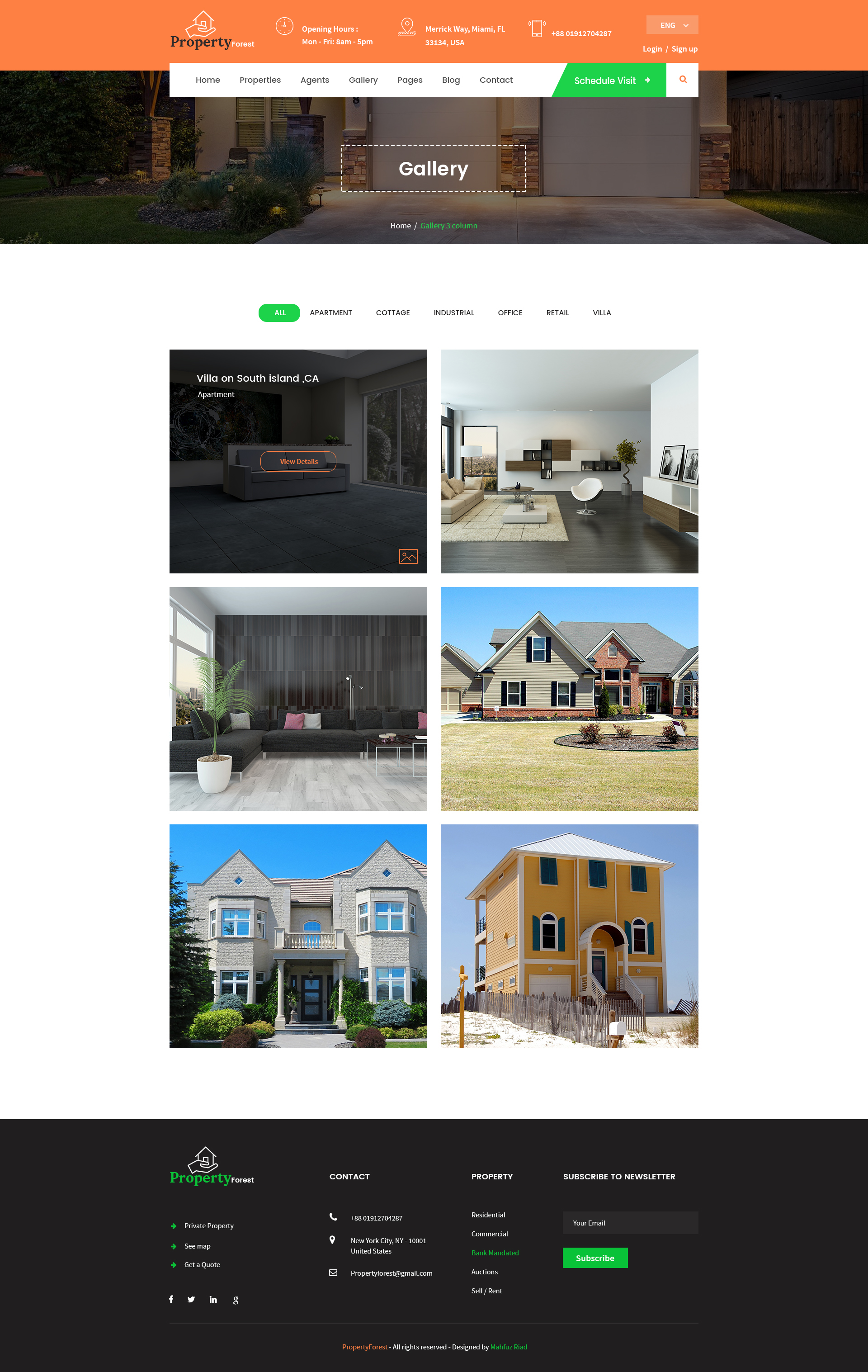 Real estate and property listing template by templatemr themeforest real estate and property listing template maxwellsz