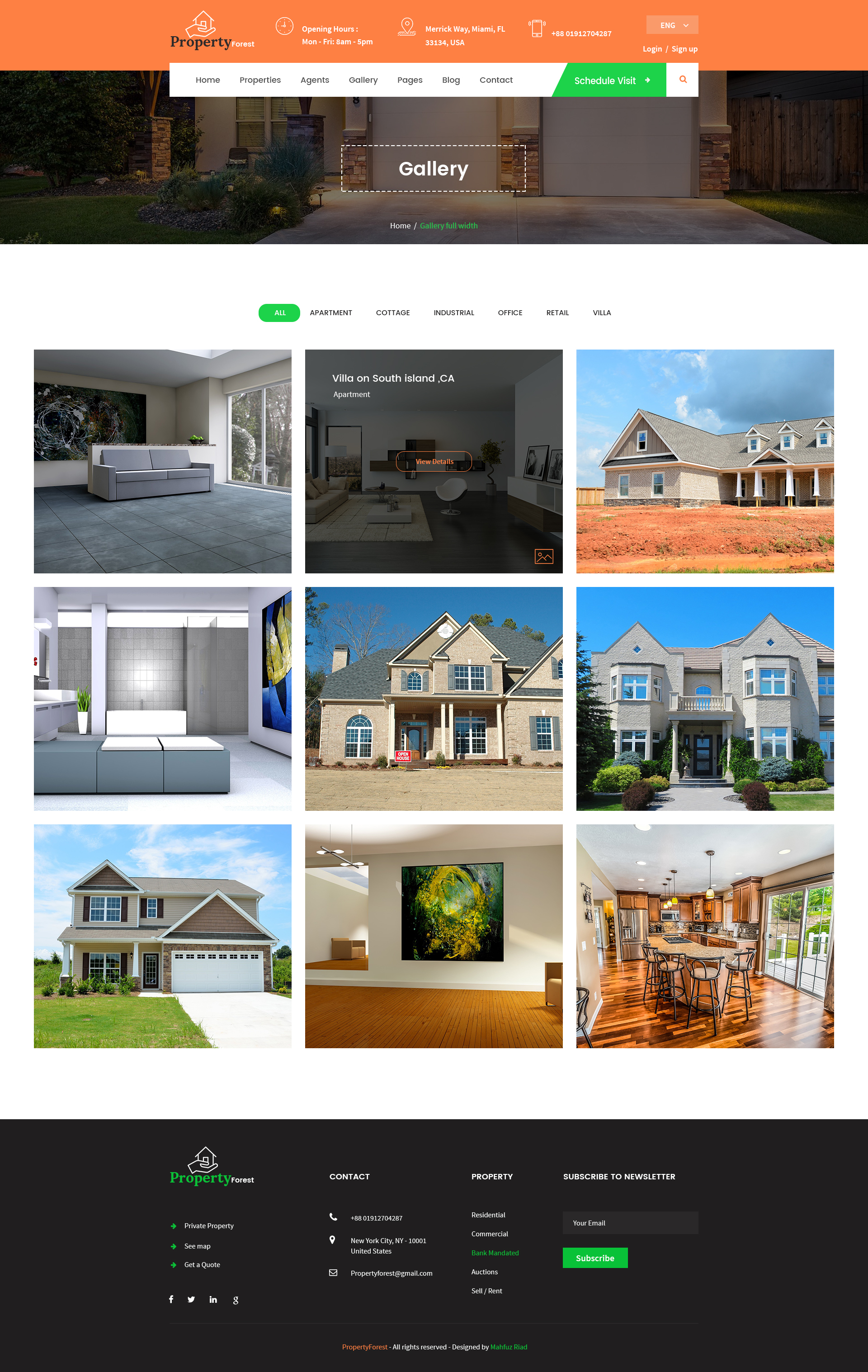 Real estate and property listing template by templatemr themeforest real estate and property listing template pronofoot35fo Gallery