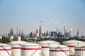 petrochemical complex and storage tanks - PhotoDune Item for Sale