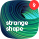 20 Abstract Strange Shape Backgrounds