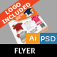 T-shirt Flyer - GraphicRiver Item for Sale