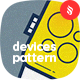 Devices Pattern Backgrounds - GraphicRiver Item for Sale