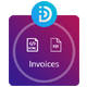 Invoices Addon For WPDigiPro