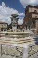 Faenza (Italy): cathedral facade