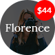 Florence - A Lifestyle WordPress Blog Theme - ThemeForest Item for Sale
