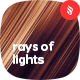 Abstract Rays of Lights Backgrounds
