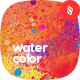 Multicolored Watercolor Backgrounds