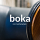 Boka Minimal Google Slide Template - GraphicRiver Item for Sale