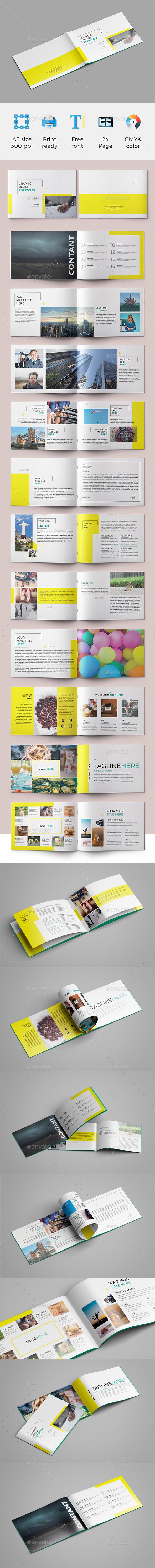 GraphicRiver A5 Brochure 02 20680146