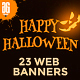 Halloween-Banner-V1 - GraphicRiver Item for Sale