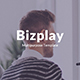 Bizplay Multipurpose Powerpoint Template