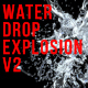 Water Drop Explosion 2 - VideoHive Item for Sale