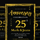 Anniversary Invitation Vol.3