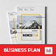 Business Plan A4 / US Letter