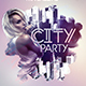 City Party Flyer Template - GraphicRiver Item for Sale